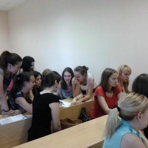 круглый стол студенты